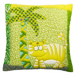 Cat cushion 40x40cm-0