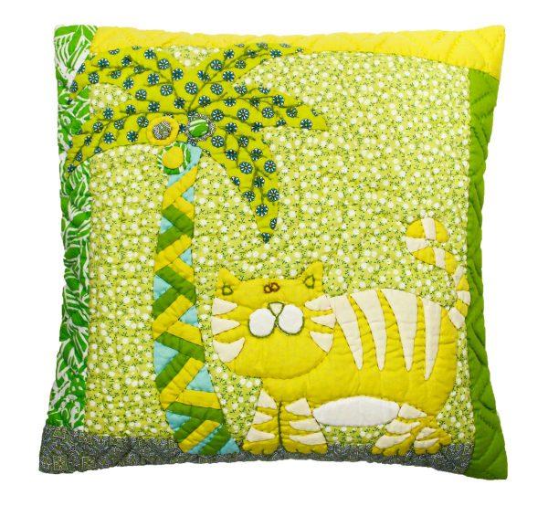 Cat cushion 40x40cm-0