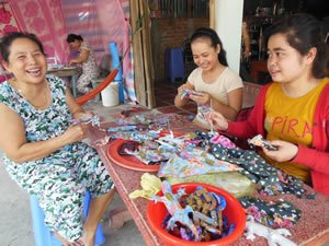 Women in Mekong Delta
