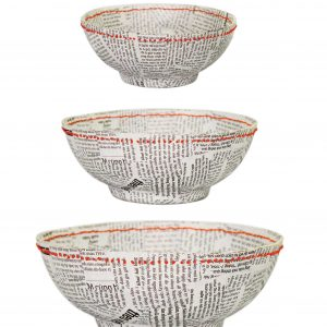 Bowl Dot Style (Set of 3 pieces) -0