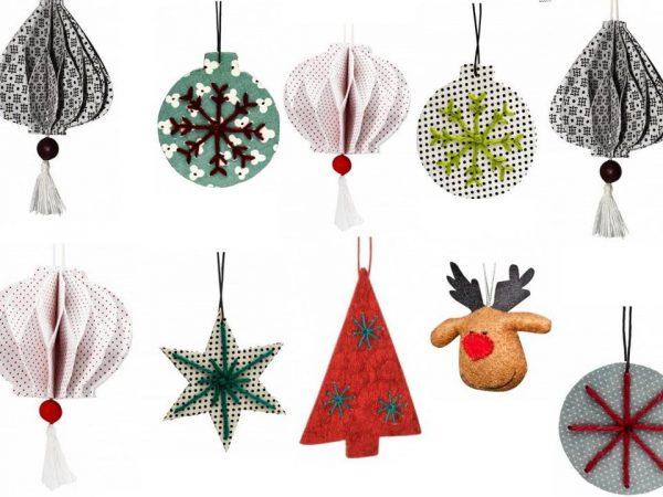 Christmas pack (10 items) - SET 4-0