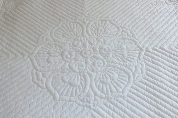 Lotus Quilt (King size)-777