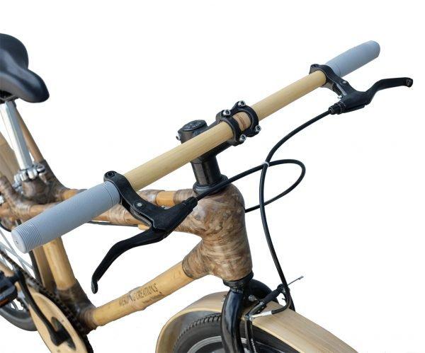 City Bike with rear rack-878