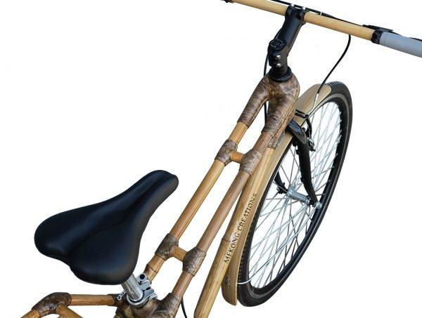 City Bike with rear rack-879