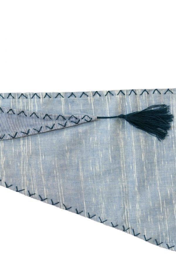 Hmong Applique Triangle-1588