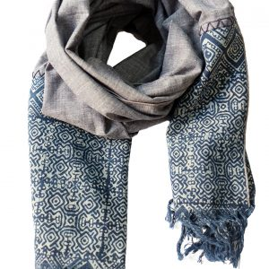 Sapa Rectangle Scarf-0