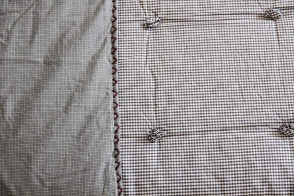 Circle Pinpoint Quilt (Queen size) -982