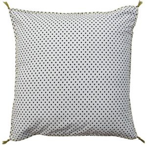 BW -checks cushion 50x50 cm-0