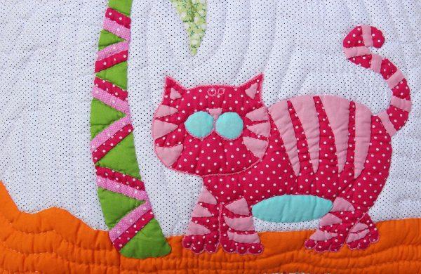 Cat cushion 50x50 cm-1033