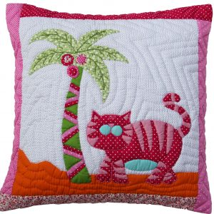 Cat cushion 50x50 cm-0