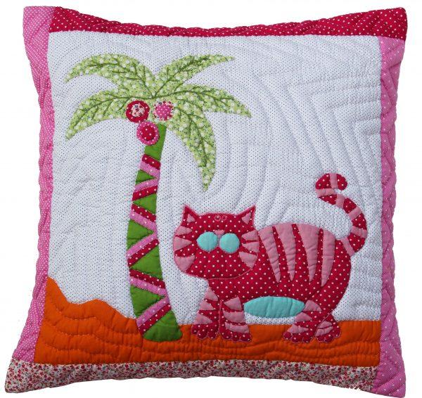 Cat cushion 50x50 cm-0