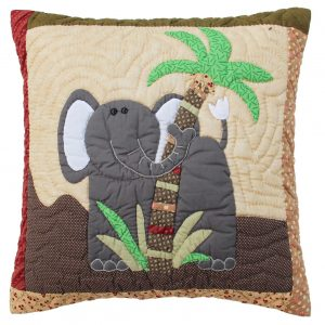 Elephant Cushion 50x50 cm-0