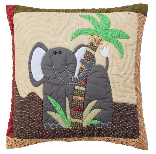 Elephant Cushion 50x50 cm-0