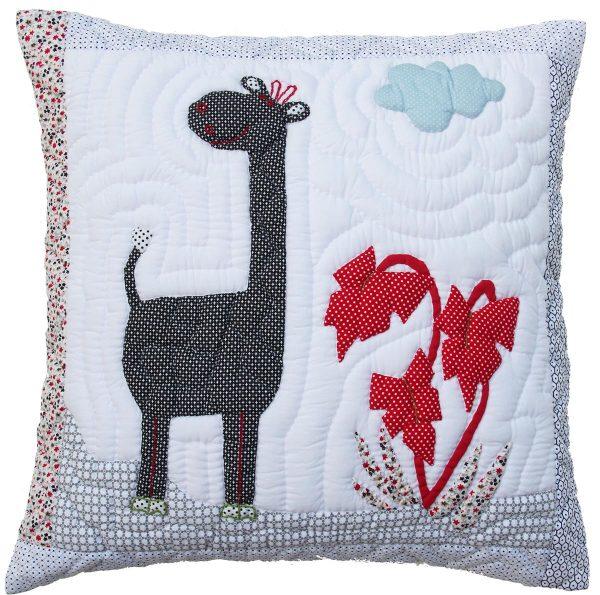 Giraffe Cushion 50x50 cm-0