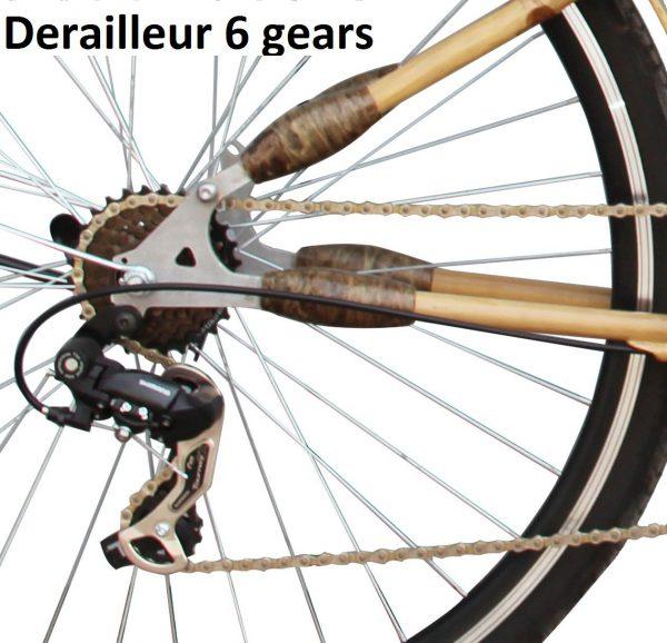 City bike with options-1543