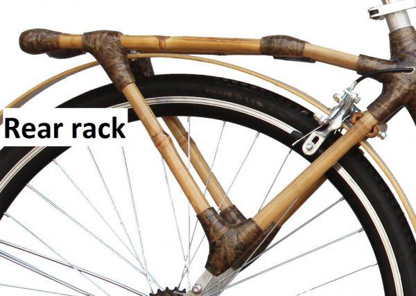 City bike with options-1542
