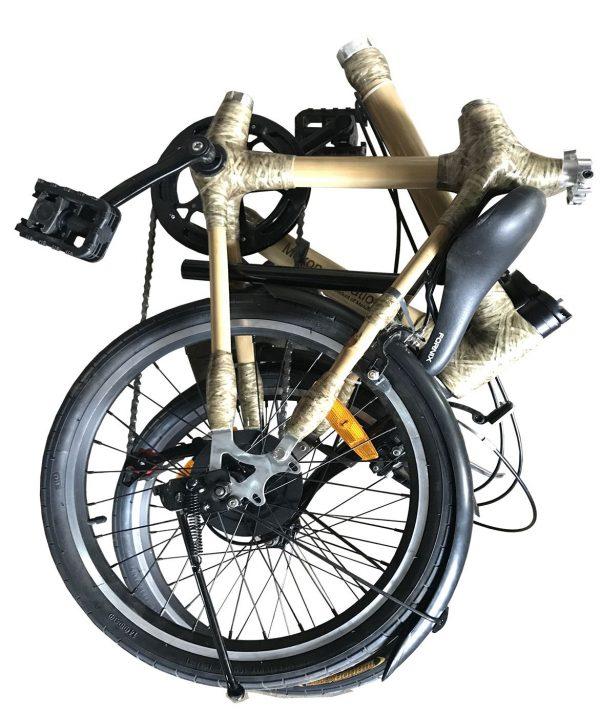"Folding bike 20""-1553"