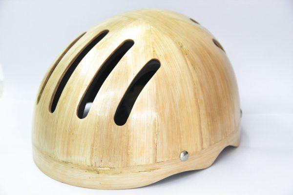 Bamboo helmet ( 2 PIECES/ SET)-0