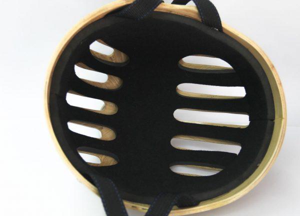 Bamboo helmet ( 2 PIECES/ SET)-1564