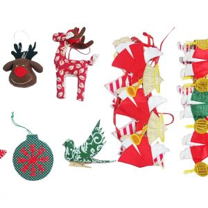 Christmas pack (8 items) - SET 1-0