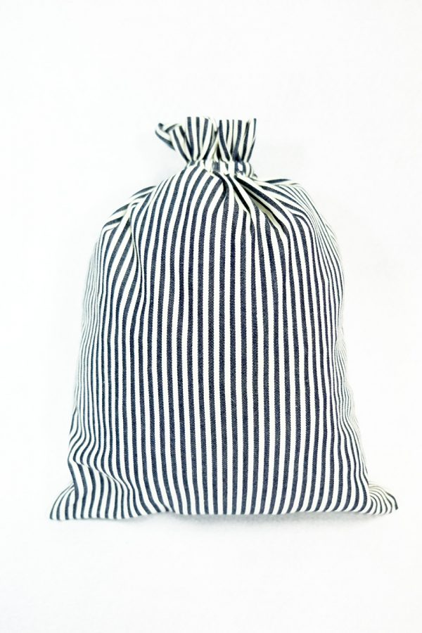 Snow man - drawstring bag-1650