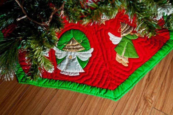 Christmas Skirt VSB-1688
