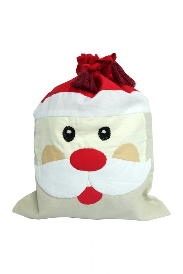Santa Claus - drawstring bag-0