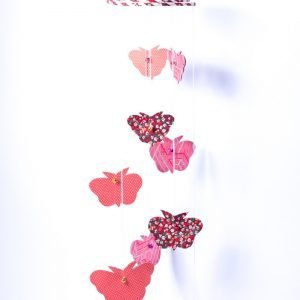 Butterfly Spiral Mobile (2 pieces/set)-0
