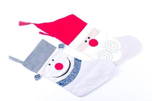 Christmas Sock 1-1727