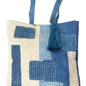 Tote Patchwork Kantha-0