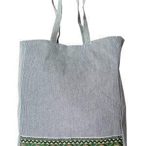 Sapa Denim Tote Bag-0