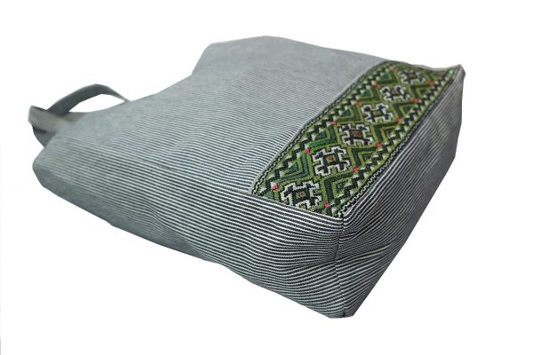 Sapa Denim Tote Bag-1828