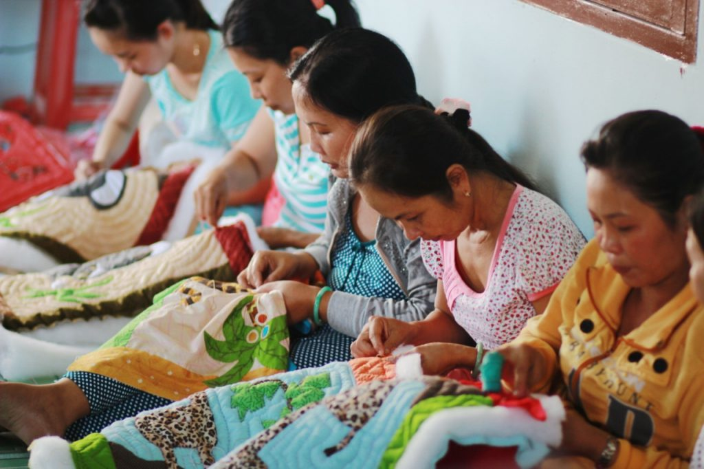Changing Quilts: How Mekong Quilts transformed itself to confront a pandemic thumbnail