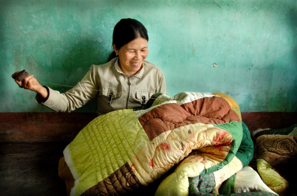 Sewing the big picture; how Mekong Quilts built a social enterprise based on fabrics thumbnail