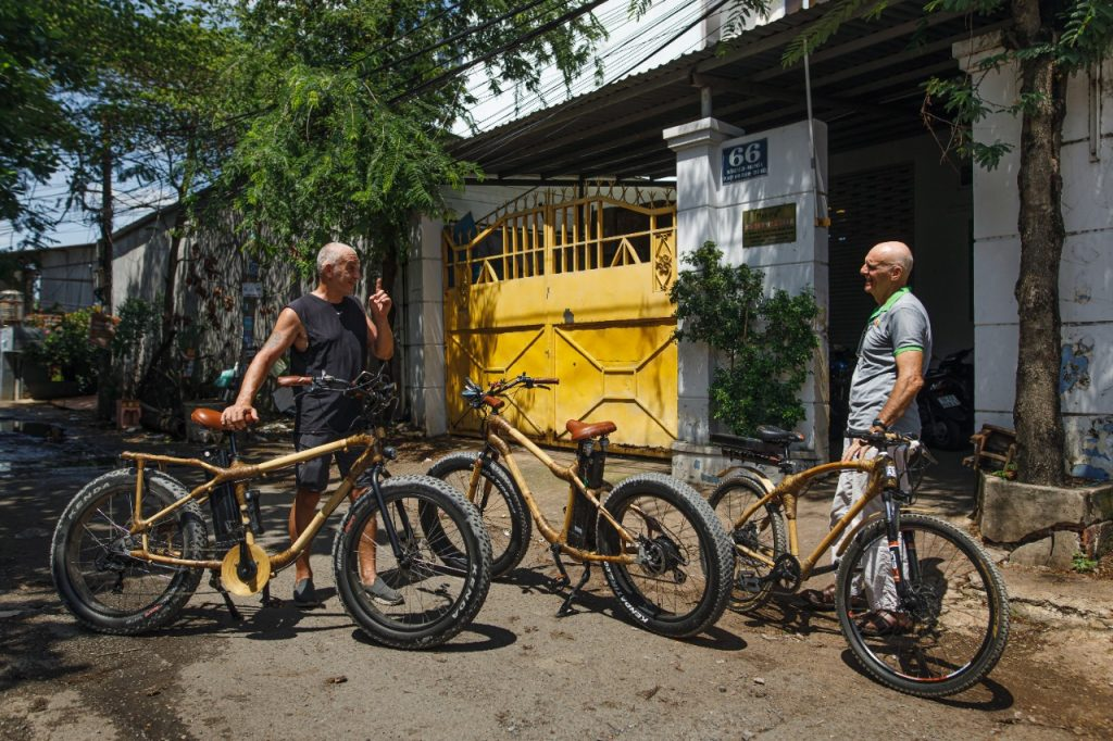 Framing it different; how Mekong Quilts dispelled myths about bamboo bicycles thumbnail
