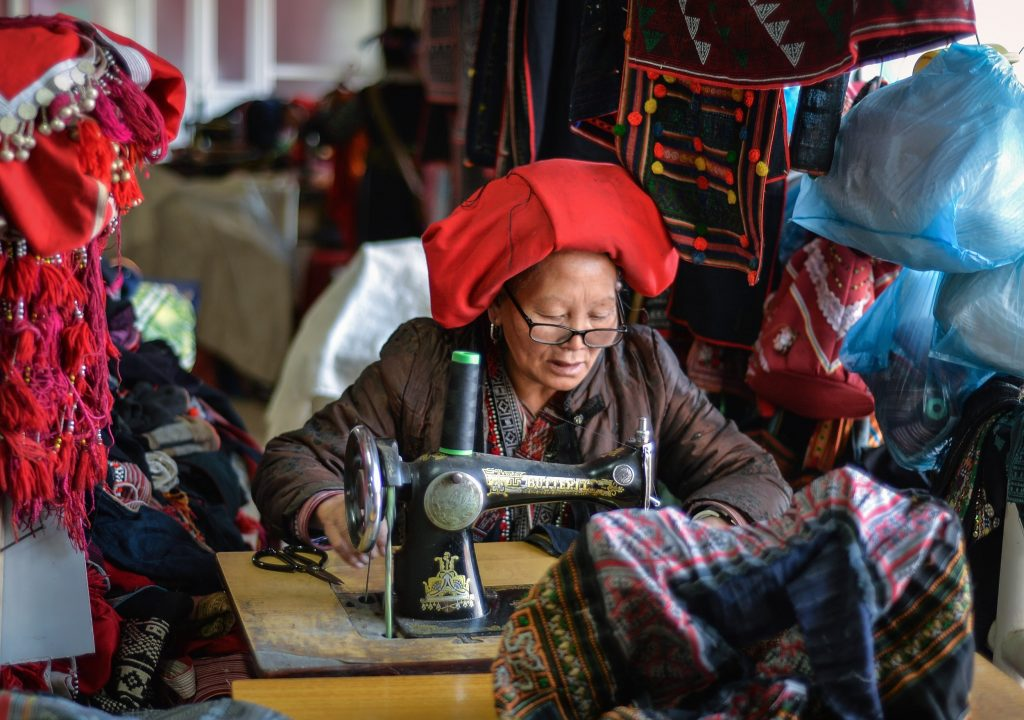 Transforming timeless Hmong fabric artwork into lasting Quilts thumbnail