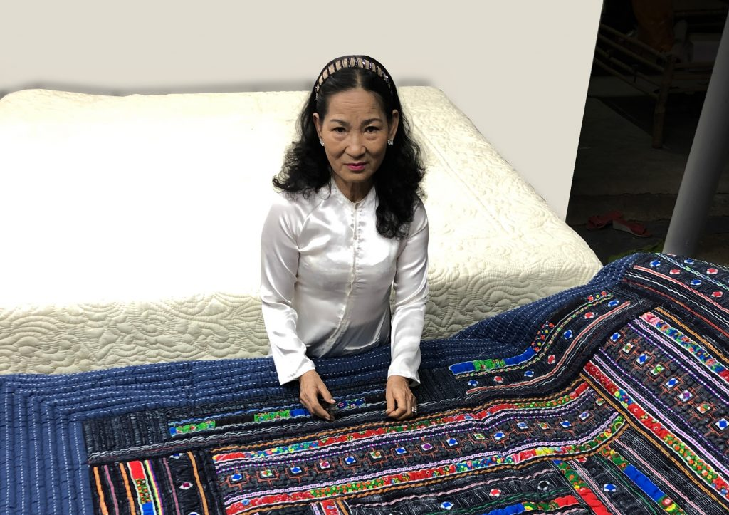 The life of a Quilter: A look into how Mekong Quilts quilts quilts thumbnail
