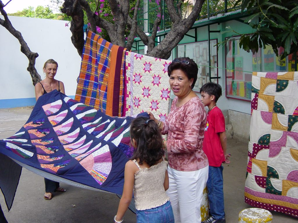 Mekong Quilts reaches a finer audience through private sales thumbnail