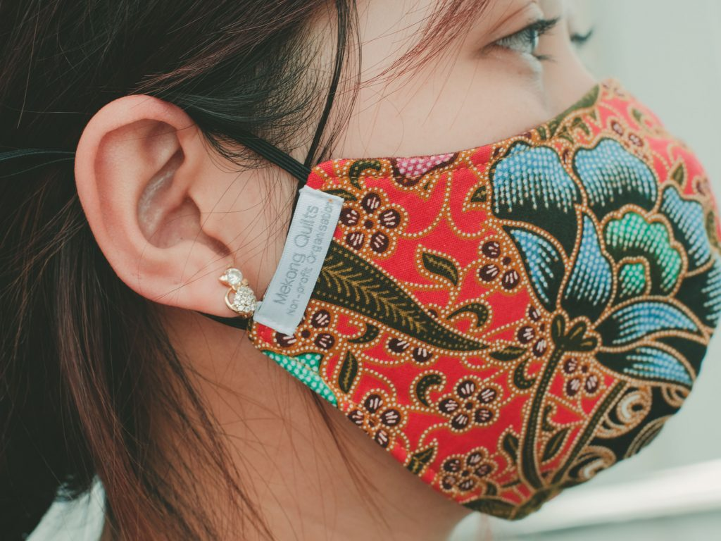 Mekong Quilts fights the Pandemic with Designer Masks thumbnail